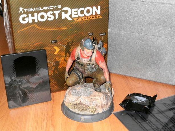 Ghost Recon Wildlands Nomad Collector's Case ,de colectie , noua