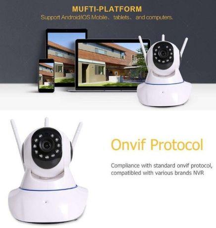 Безжична WIFI IP Охранителна камера
