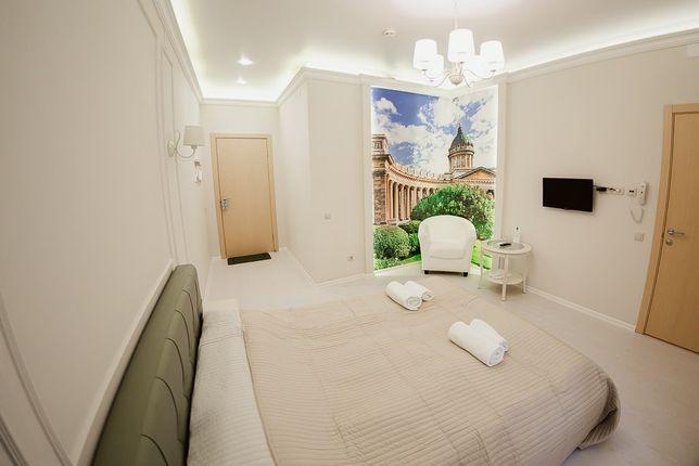 Квартира по часам 1500 чистая уютная ЖК Гаухартас
