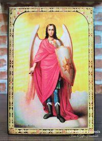 Икона на Свети Архангел Михаил, разл. изображения icona Sv Arh Mihail