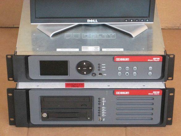 Dolby DSS100 cinema server / DSP100 cinema player