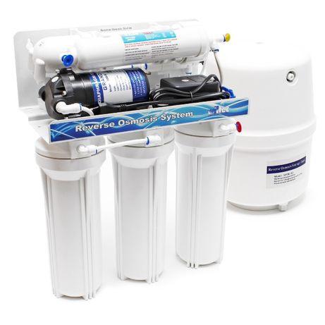 Фильтр для воды DITREEX RO 50 обратный осмос С НАСОСОМ минус 29%