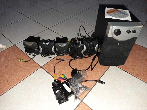 Vând Sistem Audio Kinyo S-630 5.1