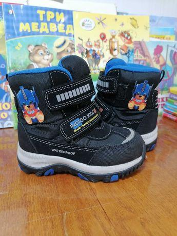 Зимние ботинки Indigo Kids