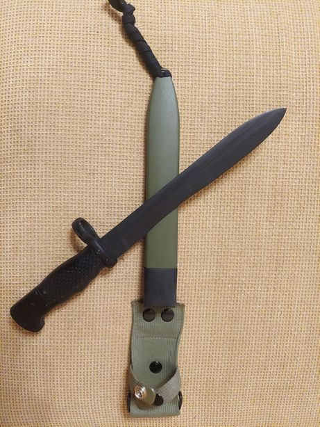 Baioneta spaniola Cetme M 1958 Toledo impecabila