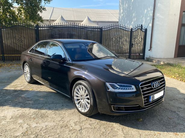 Audi A8 2015 Exclusive Edition