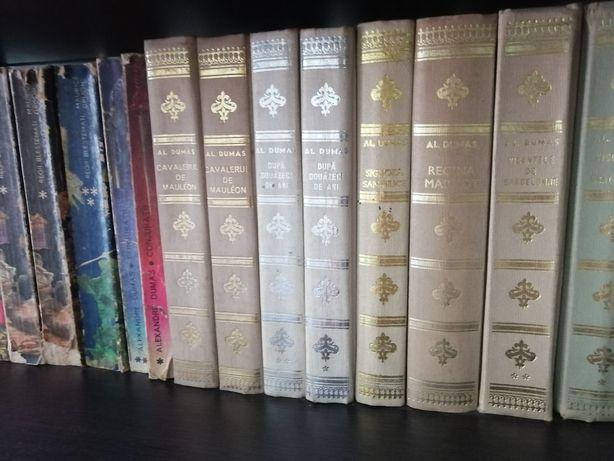 Cărți autori străini și romani