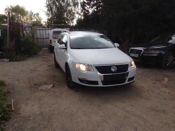 Продавам VW Passat VI на части, 2.0tdi 16v