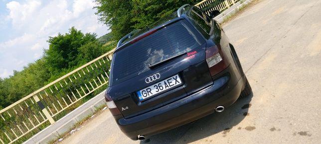 Audi A4 B6 2.5 tdi quattro