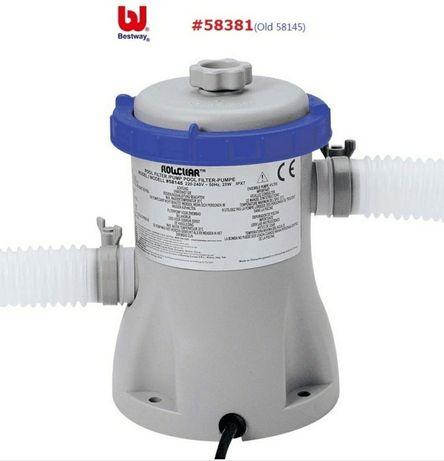 Фильтр для бассейнов производства bestway