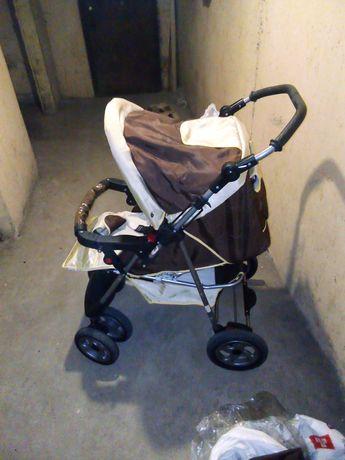 Бебешка количка - зимна