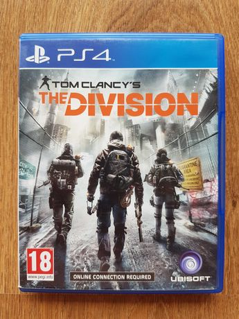 Tom Clancy's The Division за Playstation 4 (PS4)