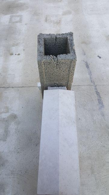 Coame de gard pentru boltari de 12cm latime pana la 15cm