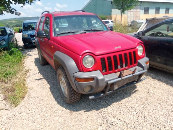 Jeep cherokee 2.5crd