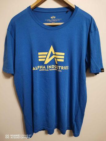 Мъжка тениска Alpha Industries.