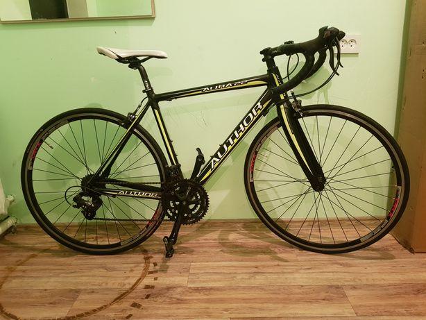 шоссейный вело AUTHOR (гибрид)