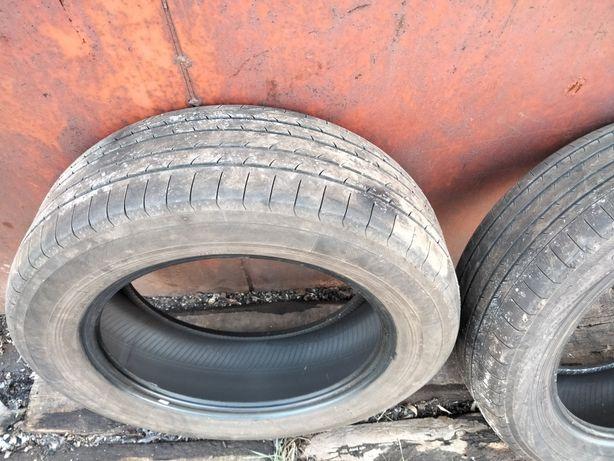 Продам летнее шины на машину в отличном состоянии