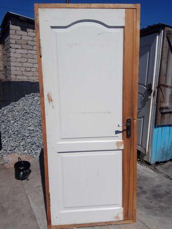 Продам двойную входную дверь