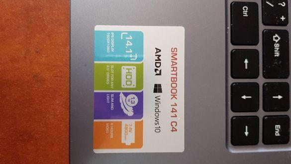 Продавам лаптоп PRESTIGIO SMARTBOOK 141 C4 за части