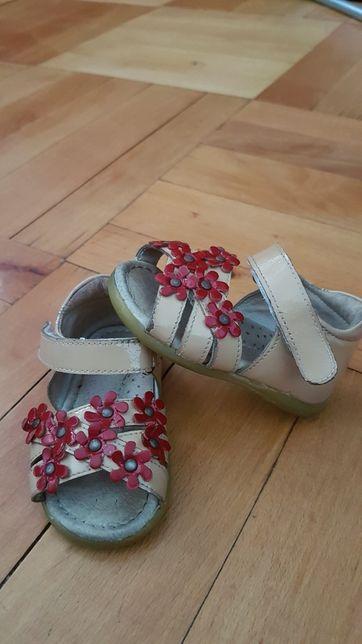 Sandale piele nr 17 sanicolau