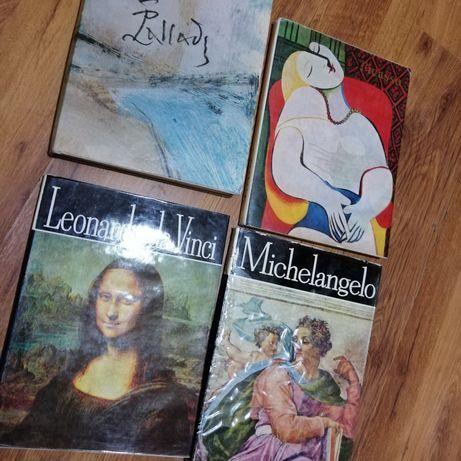 Albume pictura Picasso, Leonardo da Vinci