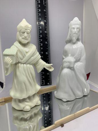 Mag Portelan fin Franta Vintage scena nastere Isus 15cm