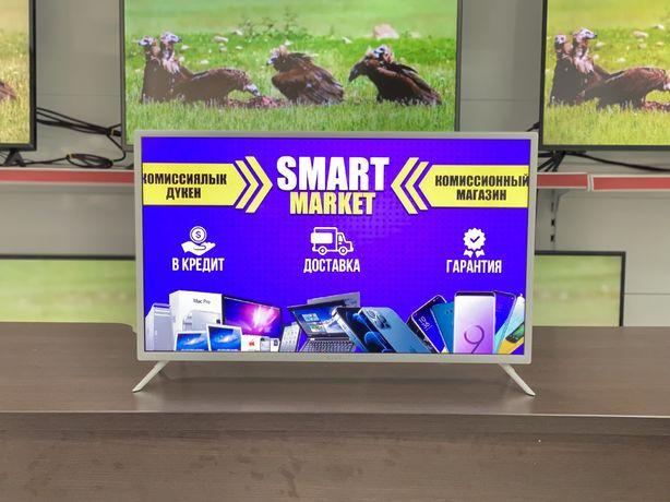 Телевизор Kivi Smart TV Android 32'(82см) 2021 год Рассрочка Гарантия