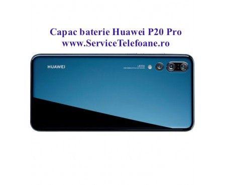Capac spate Huawei P20 Pro original Swap Bucuresti - imagine 1