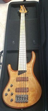 Басс гитара MTD KZ5 леворукая