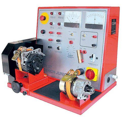 ремонт генератора стартера (12-24 вольт) ДИАГНОСТИКА НА СТЕНДЕ