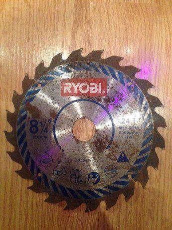 Vand panza de circular RYOBI cu vidia