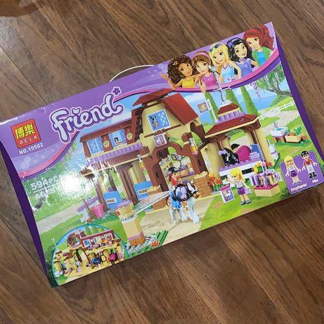 Лего фрэндс , 594 деталей