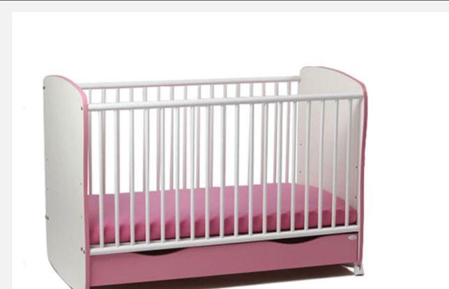 Pătuț bebeluși roz