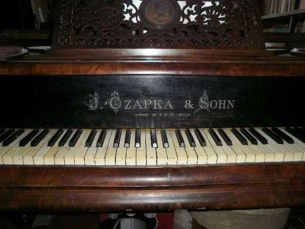 vand pian vechi, fabricat in 1918