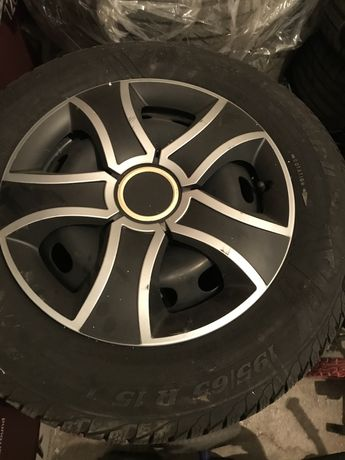 Roti complete Ford Focus 2008- 5x108