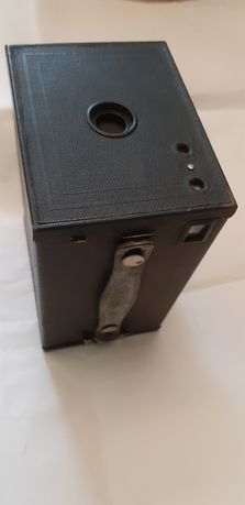 Vand Kodak Eastman Brownie No.2 model F bine intretinut, in stare buna