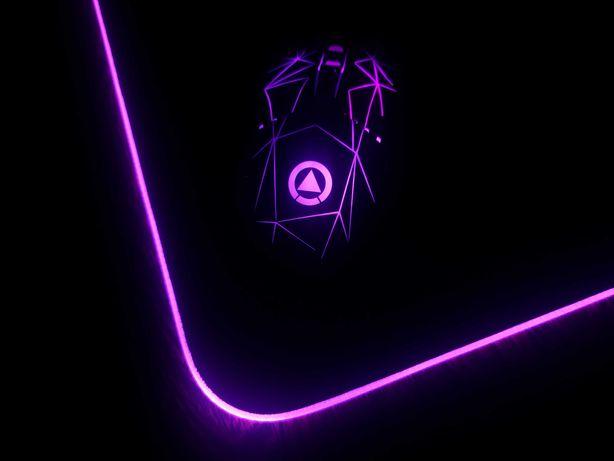 Новая игровая мышь с подсветкой 3200dpi