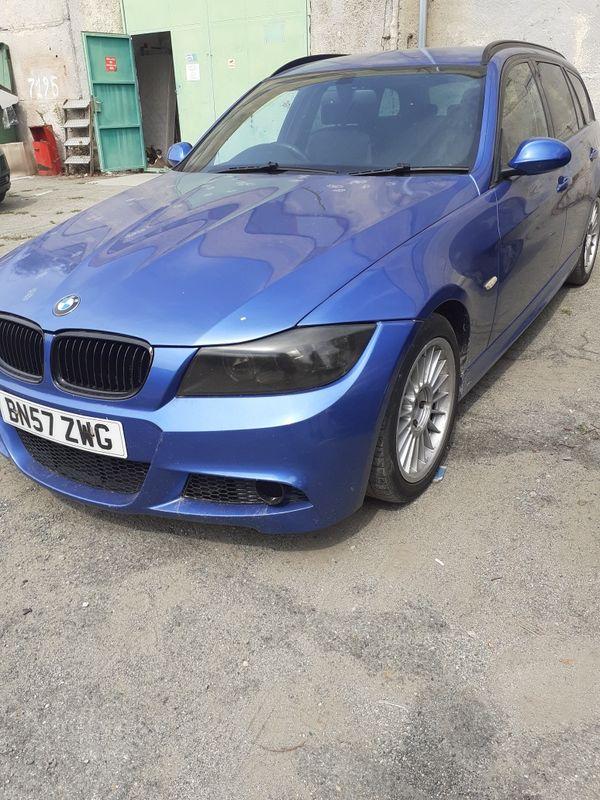 Бмв е91 320д на части / BMW e91 320d гр. Стара Загора - image 1