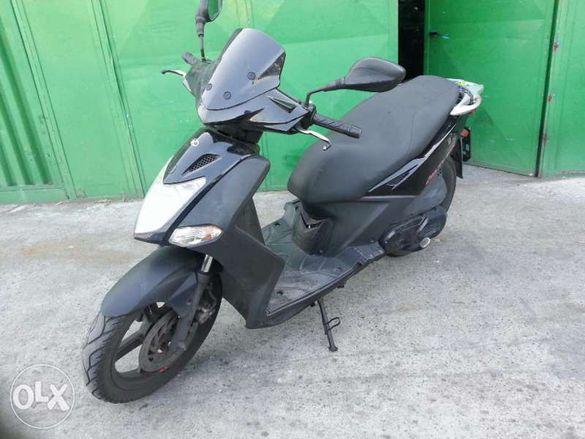 Мотоциклет,скутер Кимко Аджилити(Kymco Agility) 200 i- на части