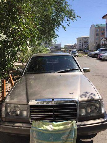 Авто мерседес 124 об. 2,3 1989г. автомат