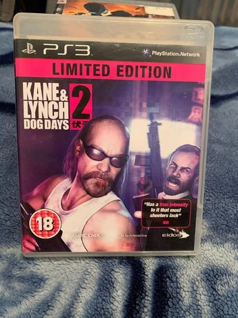 Kane & Lynch Dog Days 2 - PS3 - Playstation 3 - PS 3