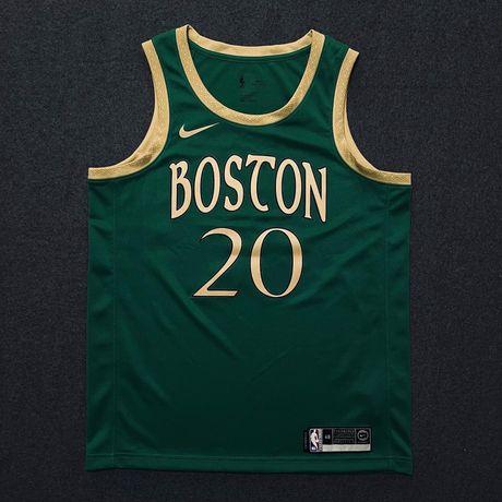 Nike NBA Boston Jersey