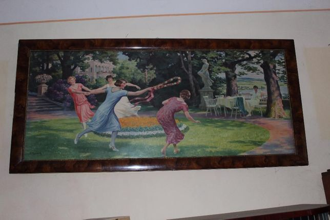 tablou vechi