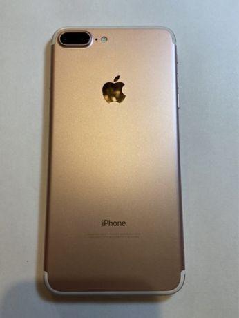 Iphone 7plus rose gold 32 gb