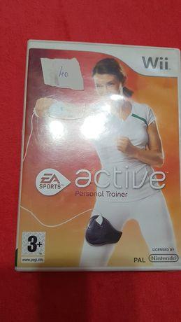 Active Personal trainer-Nintendo Wii