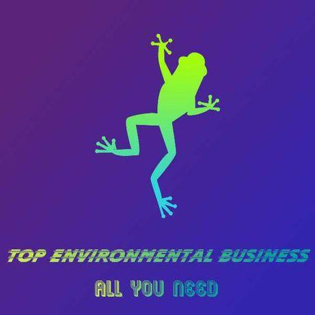 Compania noastra ofera consultanță de mediu si managementul deseurilor