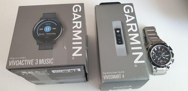 Ceasuri Garmin și Festina