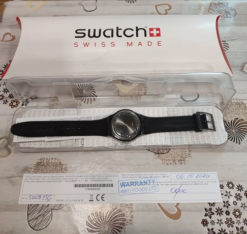 Дамски часовник Swatch