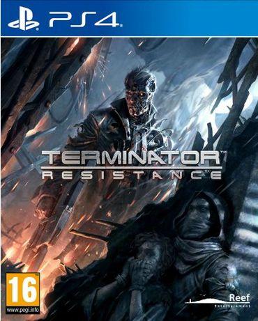 [ps4] Чисто НОВИ ! ТОП Цена ! TERMINATOR Resistance за Playstation 4