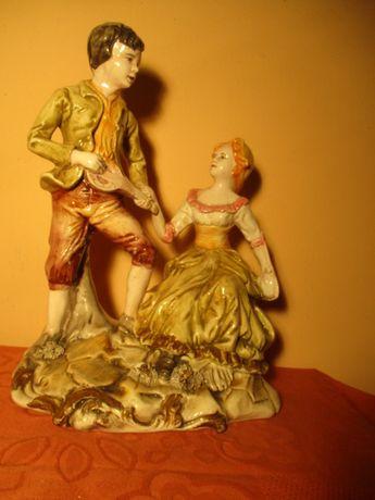 statueta din portelan 40 cm